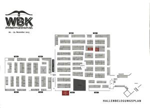 Hallenplan WBK